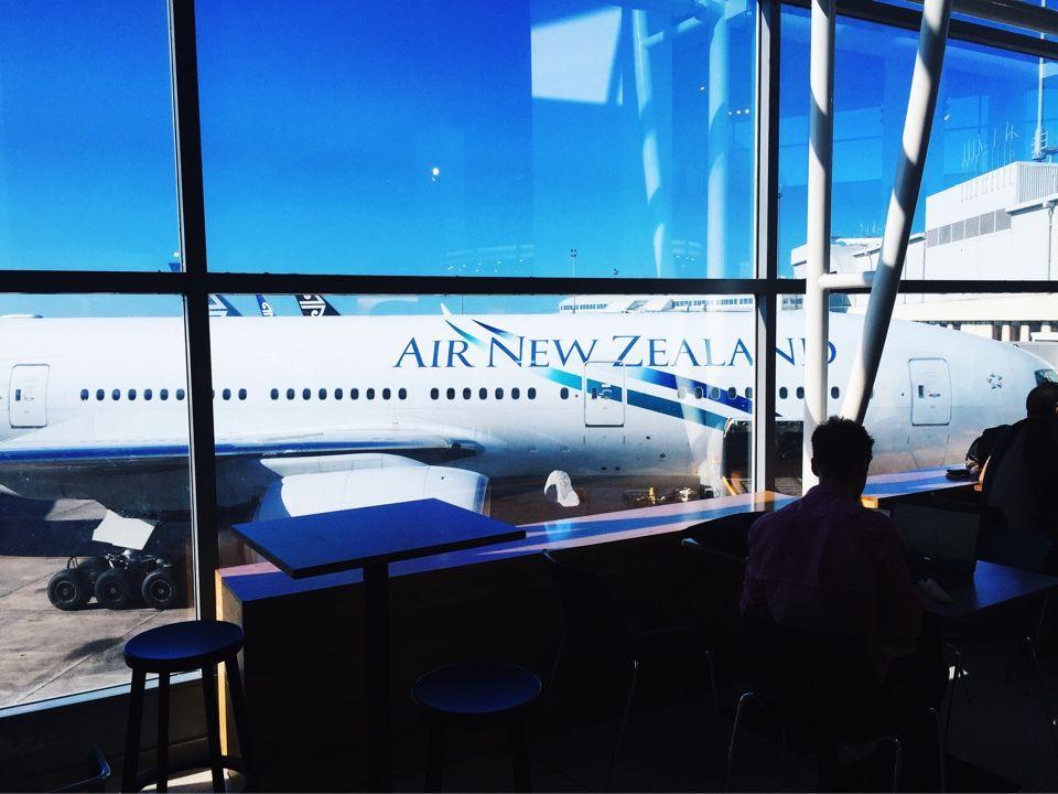 Самолеты Air New Zealand