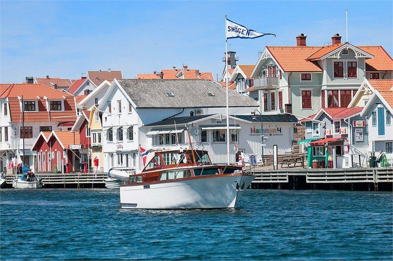 This is Smögen on the Swedish west coast