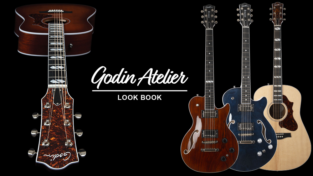 Godin Guitars Canadian Electric Acoustic Bass Guitars Amps Godin Guitars Acoustic Bass Guitar Bass Guitar