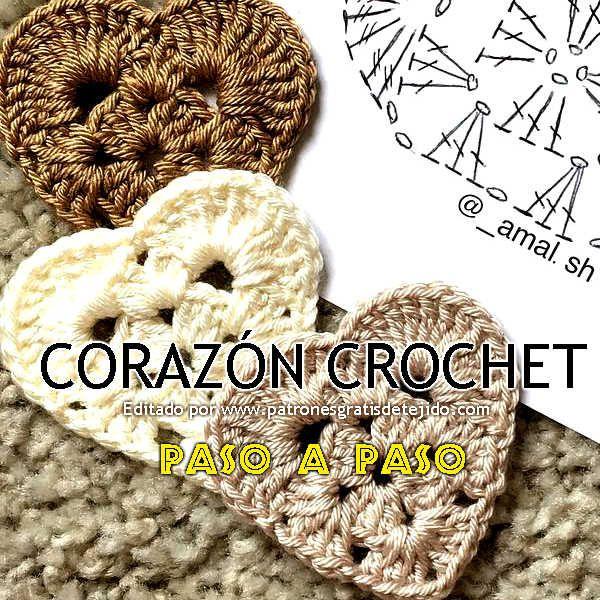 Crochet y Dos agujas - Patrones de tejido | Crochet, Tejidos Y ...