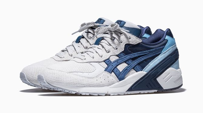 Asics Gel Sight granate