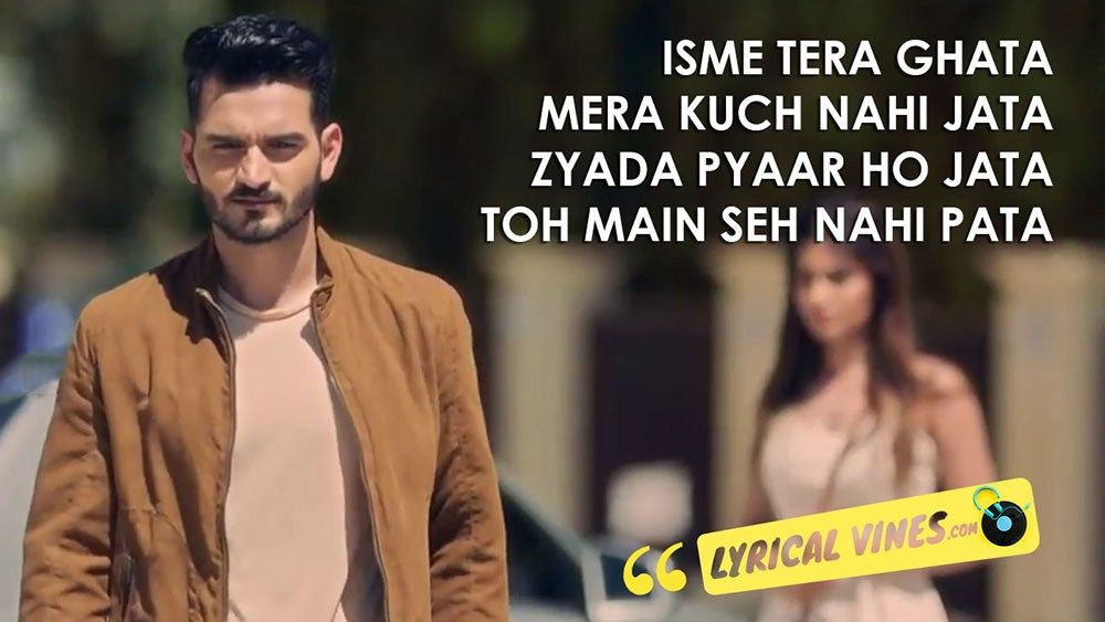 Tera Ghata Lyrics Gajendra Verma Karishma Lyrical Vines Lyrics
