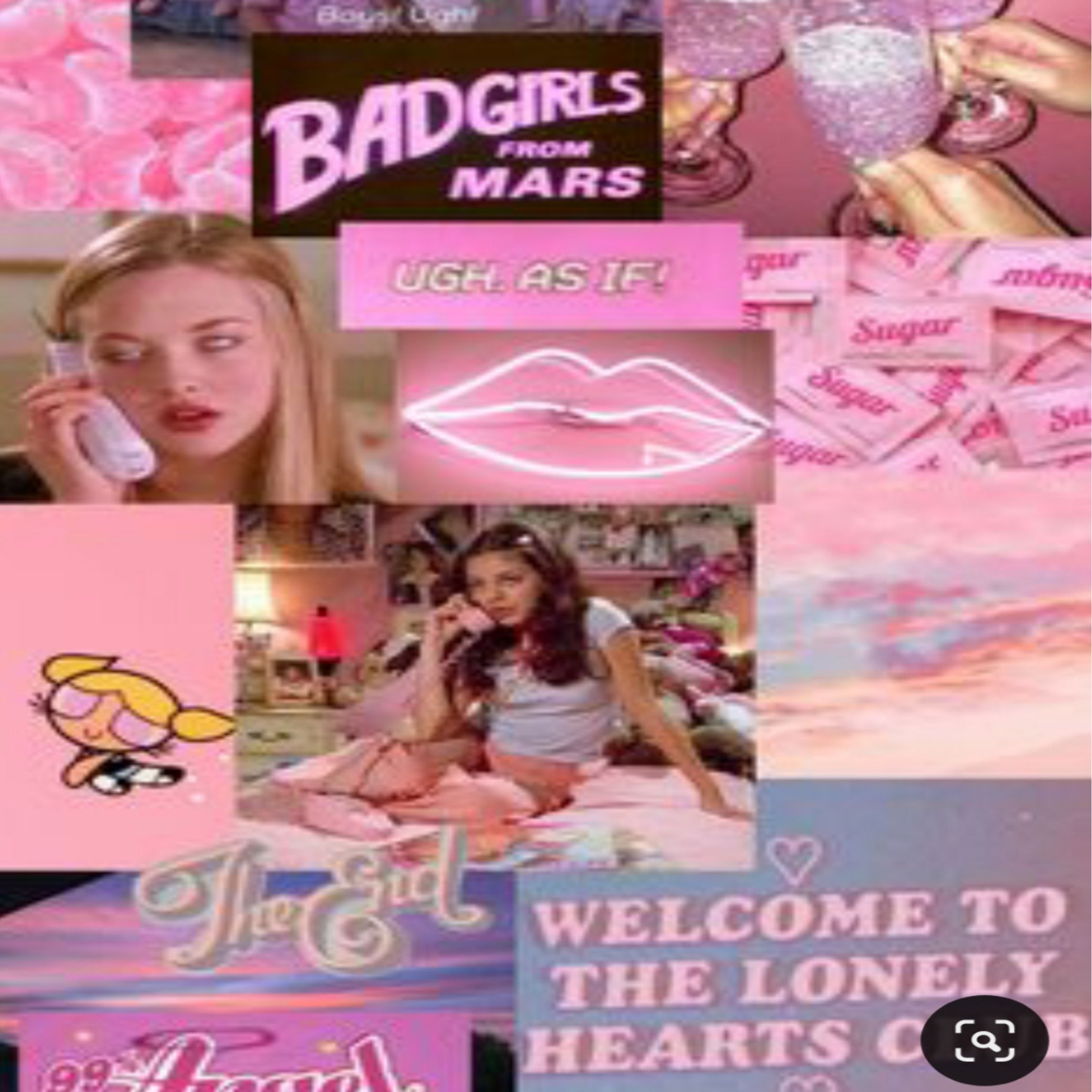 Baddie Aesthetic Pictures For Wall