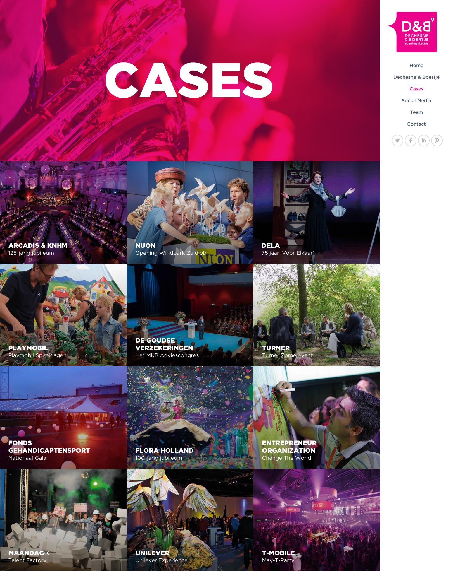 Db cases