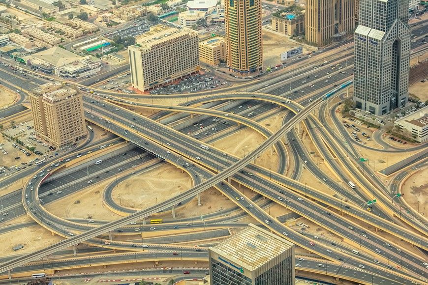 12 things to know when driving in Dubai, eZhire Rent a Car