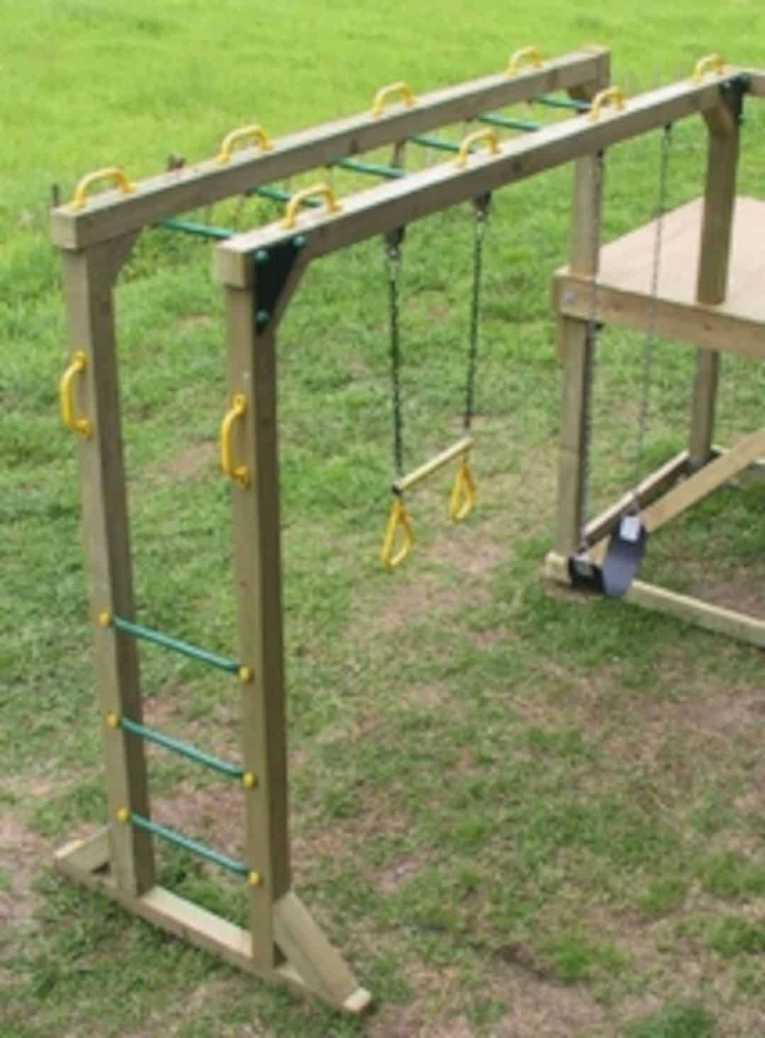 6 Diy Welding Project Ideas For Home Improvements Or Fun Diy Kids Playground Diy Playground Backyard Playground Backyard diy monkey bars
