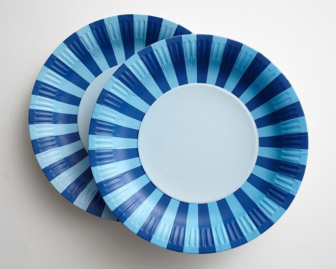 navy blue paper plates - Google Search & navy blue paper plates - Google Search | Wedding - L | Pinterest