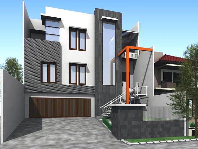 Koleksi Gambar Rumah Sederhana Tapi Elegan Gambar Rumah Desain Rumah Rumah Minimalis Desain Apartemen