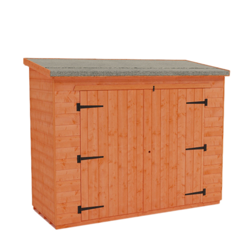 A Superb Storage Solution For Your Bike From Leading Garden Shed  Manufacturers   Tiger Sheds.
