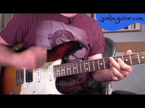 play that funky music wild cherry funk guitar lesson tutorial st 366 youtube music. Black Bedroom Furniture Sets. Home Design Ideas