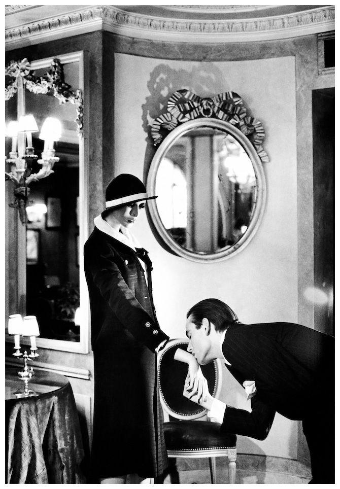 Helmut Newton : Maxim's - Sleepless Nights Paris 1978