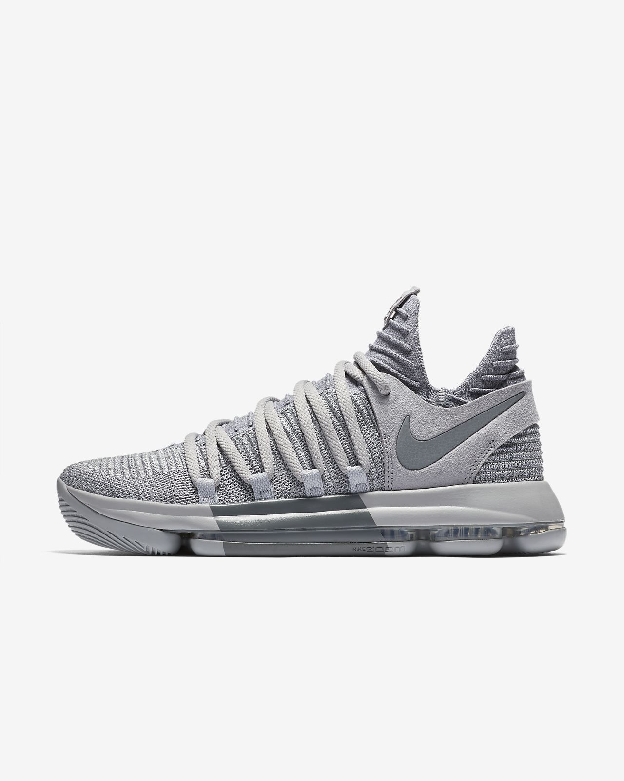 best sneakers 8c492 5315d Nike Zoom Kdx Basketball Shoe - M 13 / W 14.5 Grey | Products