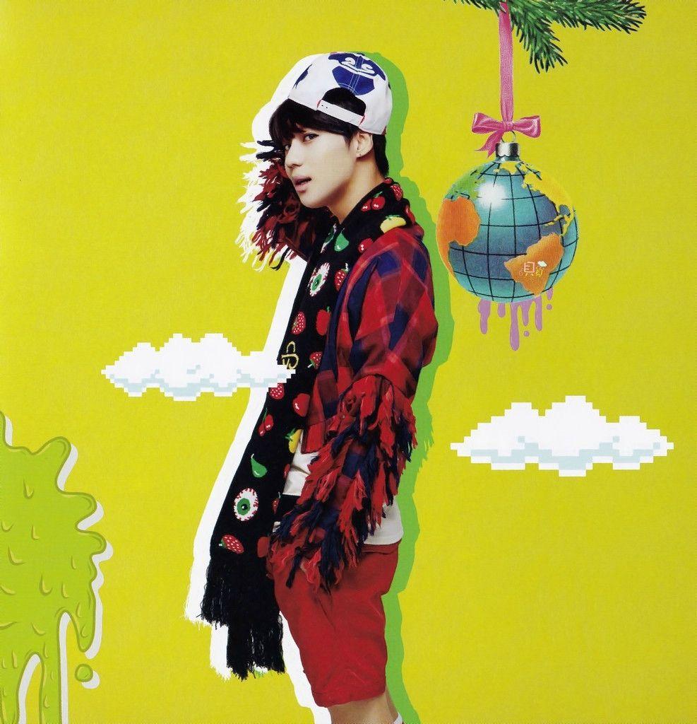 http://i.imgur.com/lSoGOpm.jpg TAEMIN - SHINee Japan album 3 2 1 Limited Edition version A (credits: 贝贝no貝貝) http://weibo.com/njbeibei