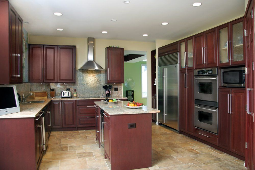 frameless kitchen cabinet Chicago Kitchen cabinets