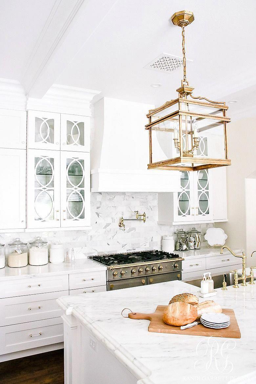Pop out kitchen window  dark to light kitchen before and after  elegant white kitchen