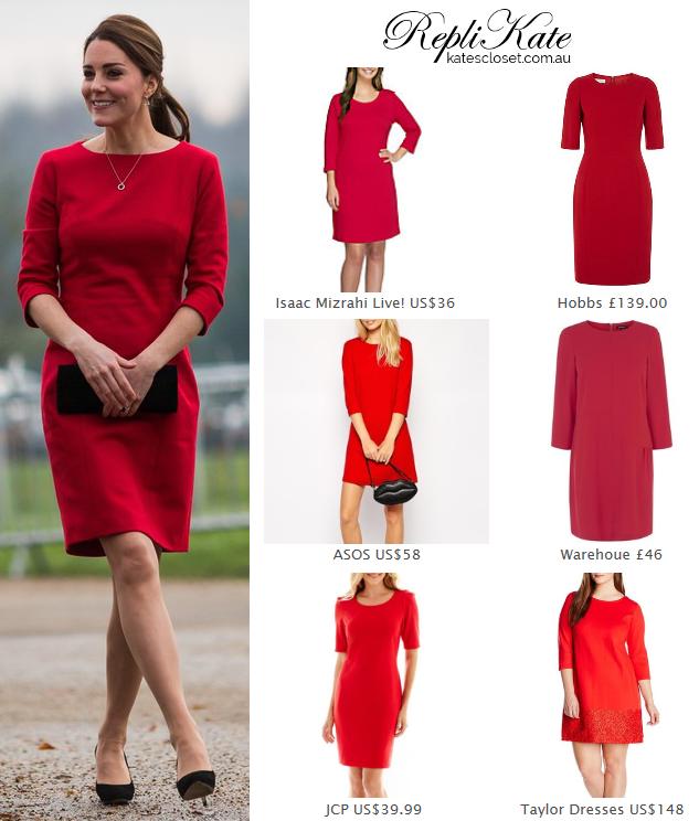 c181675f6a Kate Middleton Style Inspiration. Shop repliKates of Katherine Hooker   Ascot  dress