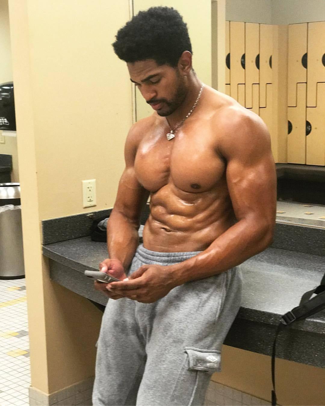 Pin By Alpha Lookbook On Traits Of An Ebony Alpha Male Fun Workouts La Fitness Oppressed People