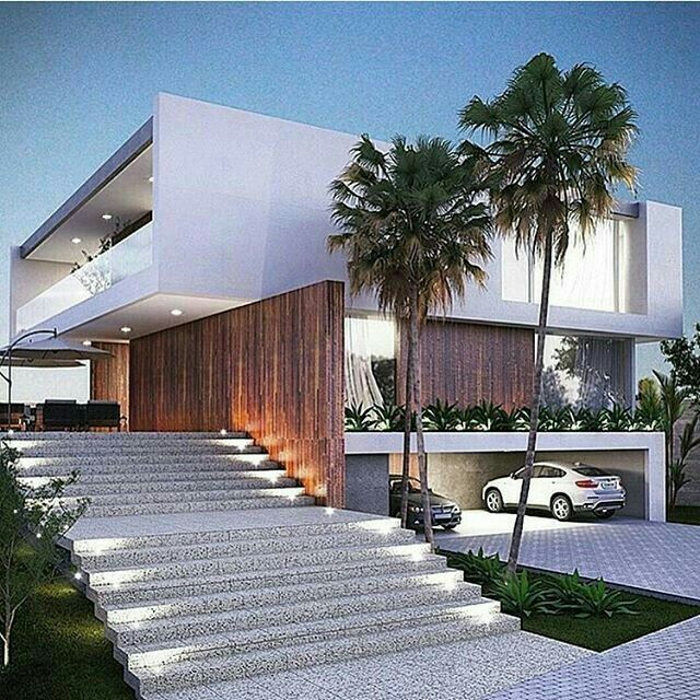 Modern Home Design Ideas Exterior: House Design, Modern House