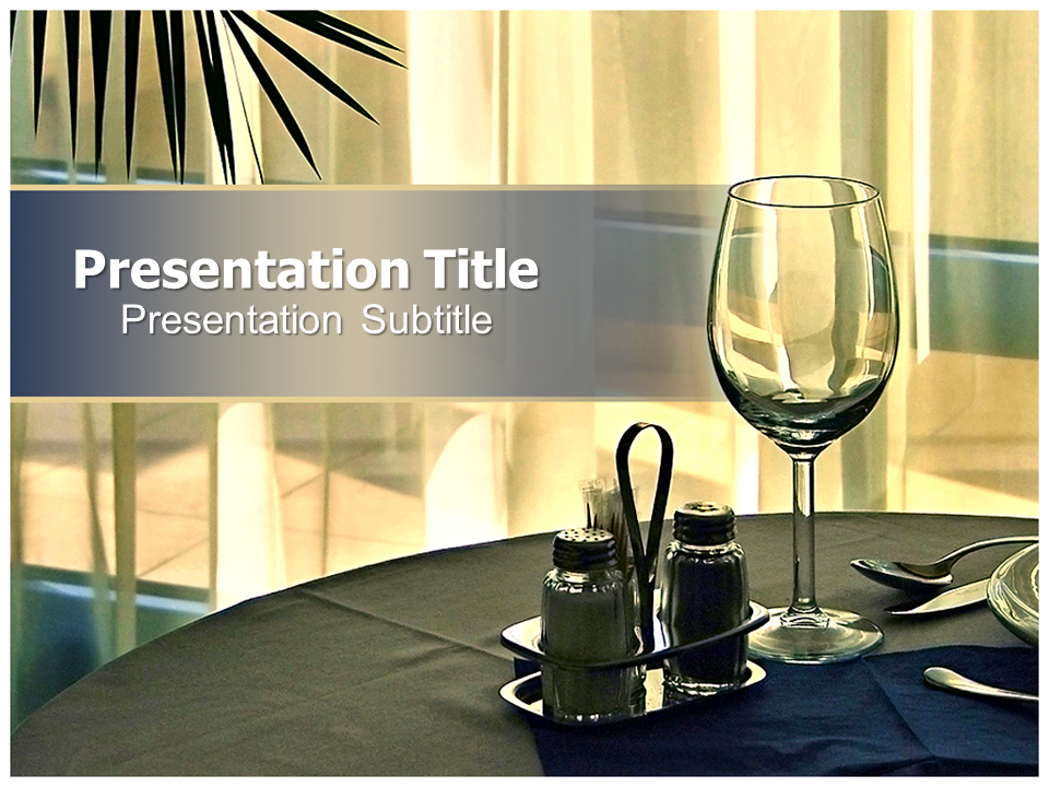 free restaurant powerpoint templates �������������������