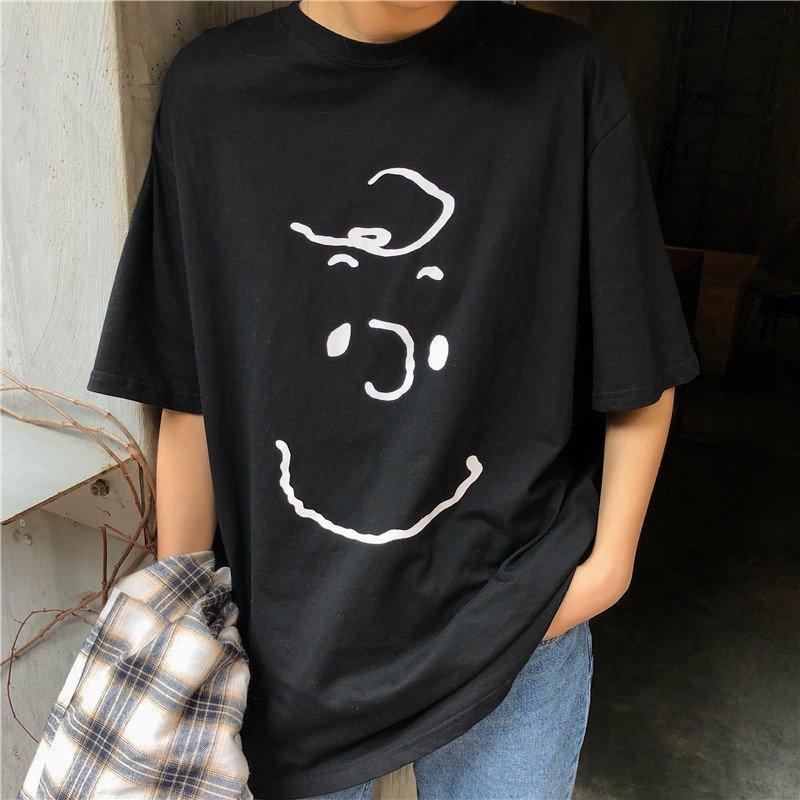 レディース 半袖tシャツ キャラクターt スヌーピー シンプルt Eas0409 月島 通販 Yahoo ショッピング 半袖 レディース Tシャツ シャツ