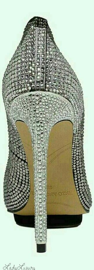 Cinderella's Shoes Sparkles | Keep The Glamour ♡ ✤LadyLuxury✤