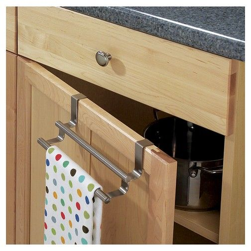 Tea Towel Storage Idea