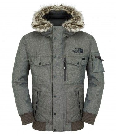 61dc8aeabd Top Product: The North Face Men's Gotham Jacket (X-Large, Graphite Grey