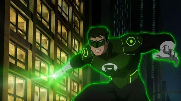 First Look At Green Lantern In Justice League War Green Lantern Corps Movie Green Lantern Green Lantern Corps