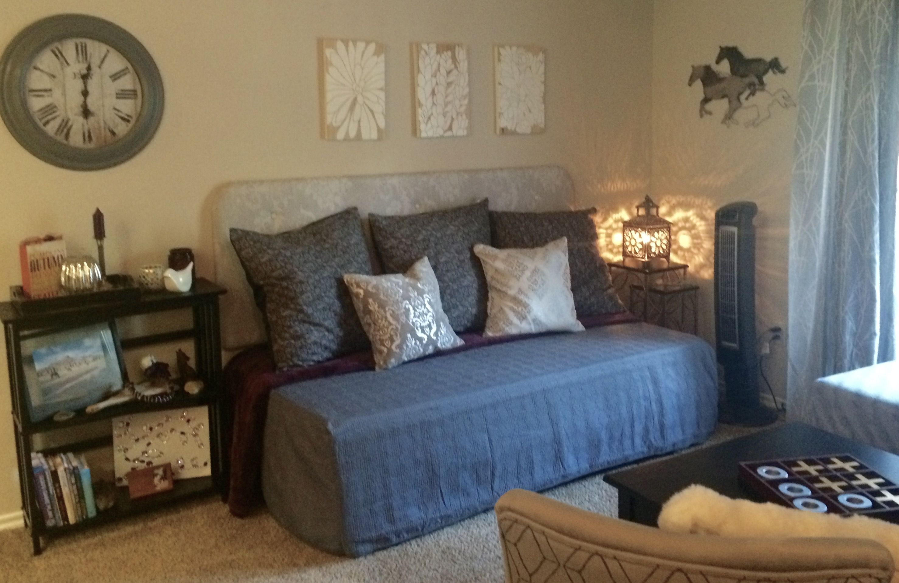 Daybed for first apartment sofa made with twin bed and