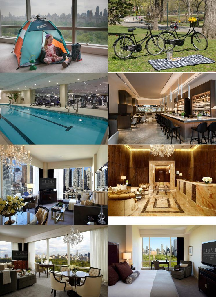 Located At The Juncture Of Columbus Circle And Broadway This 5 Star Hotel Is