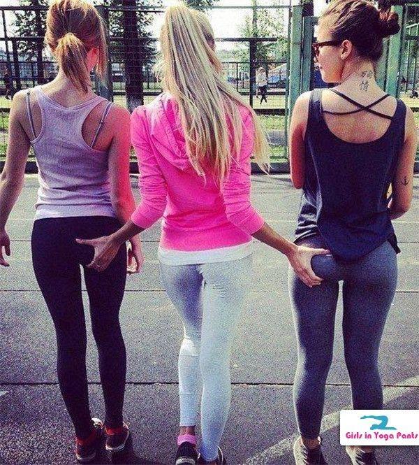 Image result for girls in college leggings