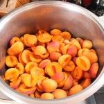Apricot Jam from The Hidden Spain Blog @Susan Sharpe