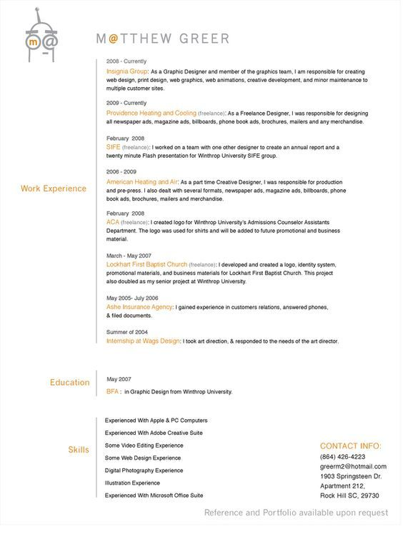resume examples clean resumes plan ideas outstanding excellent - example of the best resume
