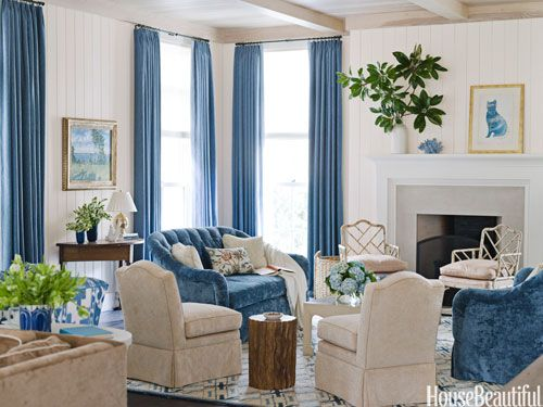 40 Traditional Designer Rooms. Cream Living ... Part 30