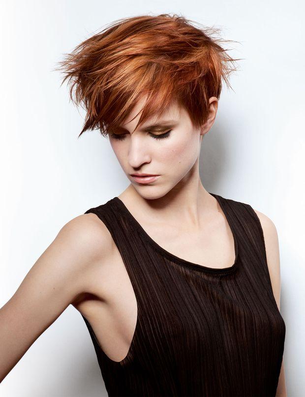 Idee de coupe cheveux court