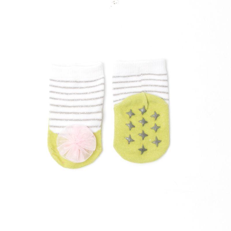 Small Flower Accessories Tube Kids Socks Custom Socks Socks Packaging Custom Socks Flower Accessories