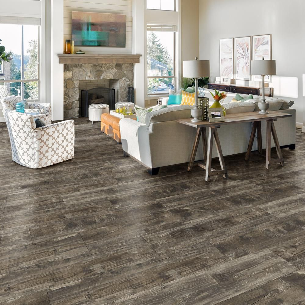 Vinyl Plank Flooring 2006 Sq Ft Case Wood Homes Planks