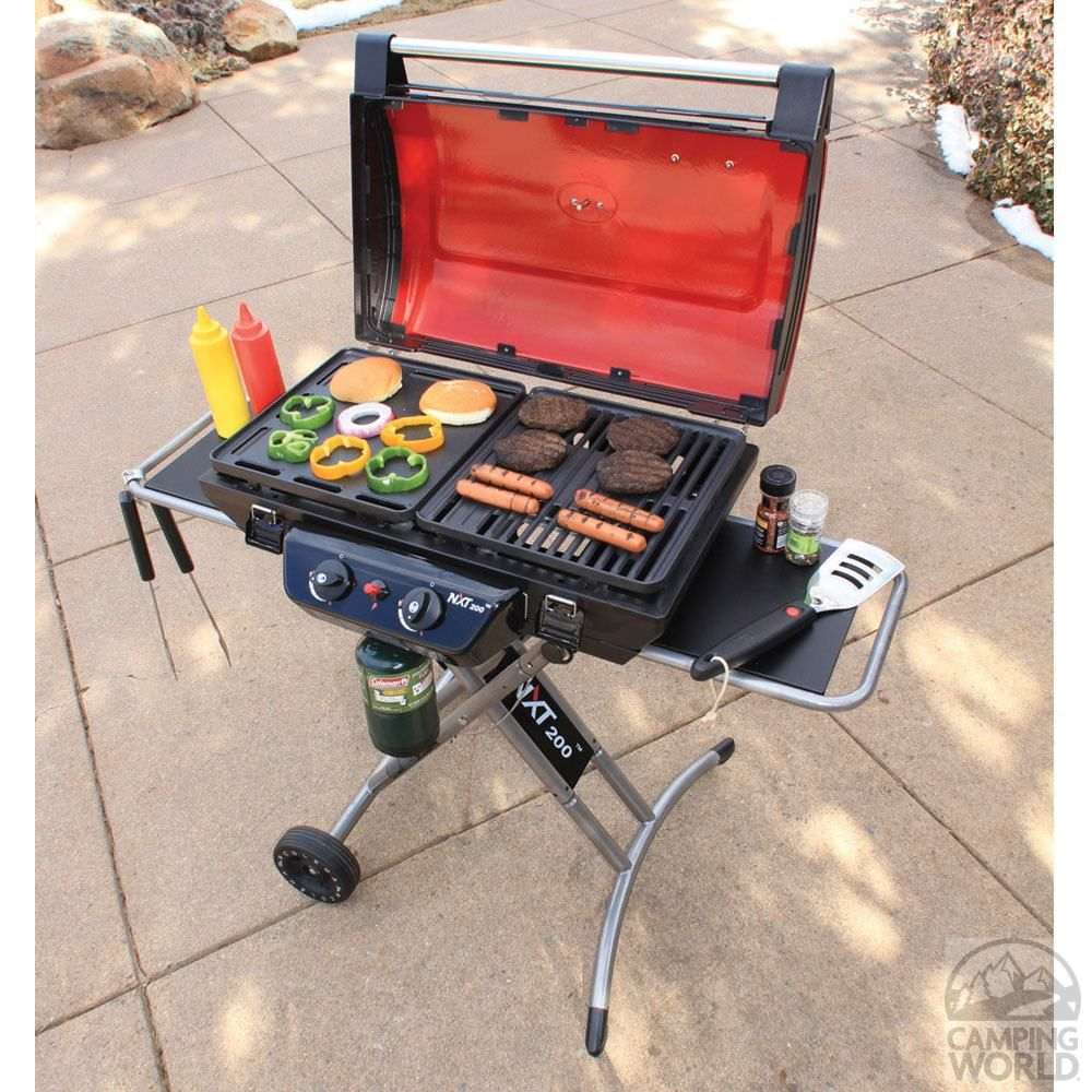 Coleman NXT 200 Portable Grill in 2020 | Portable bbq