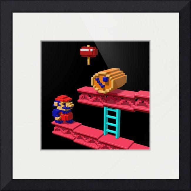 Inside Donkey Kong by Metin Seven