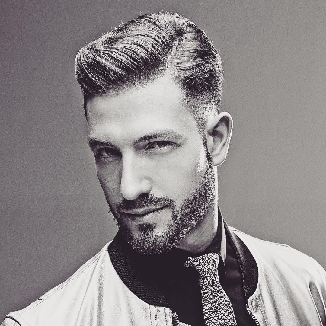 Nice 25 Vintage 1920 S Hairstyles For Men Classic Looks For Gentlemen Stubble Styles Haircuts For Men Mens Hairstyles