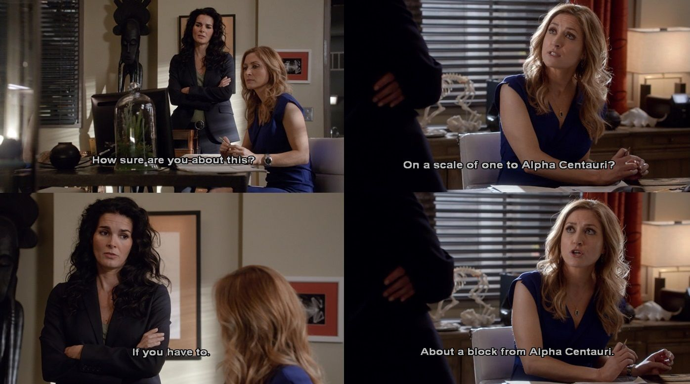 "Rizzoli & Isles season 5 ""A New Day"""