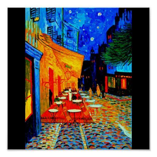 Poster-Classic/Vintage-Van Gogh 25 | Art Posters under $20 ...