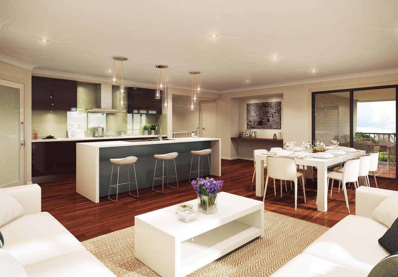The Horizon - Sloping Block - Split Level Home | McDonald ...