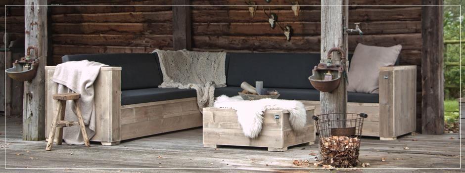 Details zu Gartenset Eckbank Gerüstholz Bauholz mit Tisch Lounge ...
