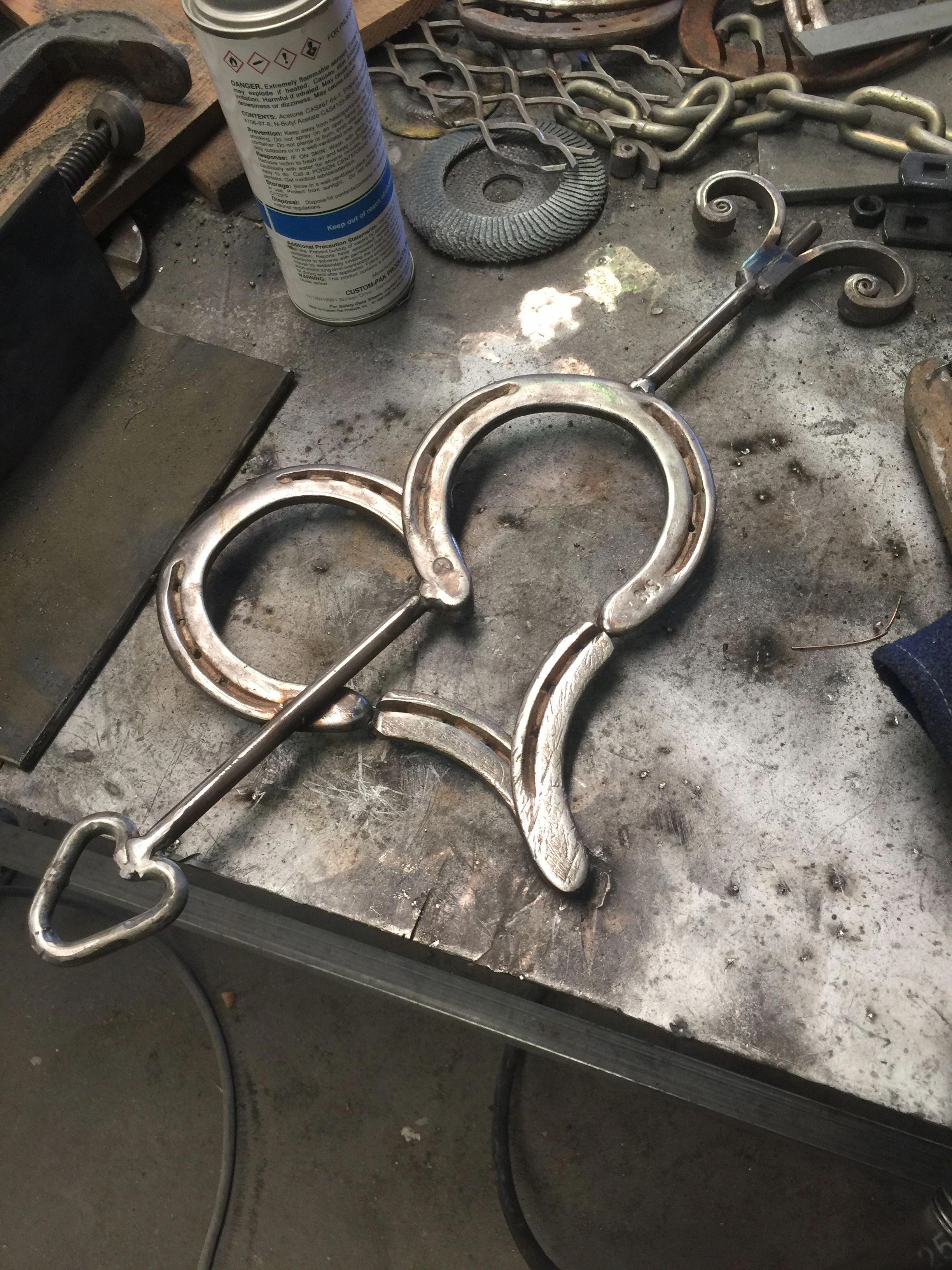 Simple Welding Art Projects Weldingart Welding Art Scrap Metal