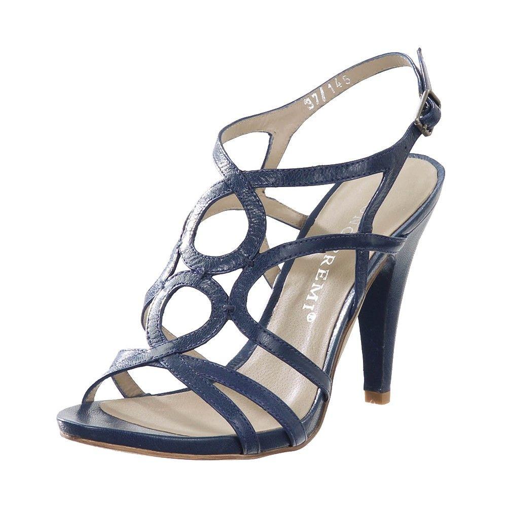 Mal Blau Damen 11cmProbiers Bruno Capra Premi Sandaletten Aq4L35jcRS