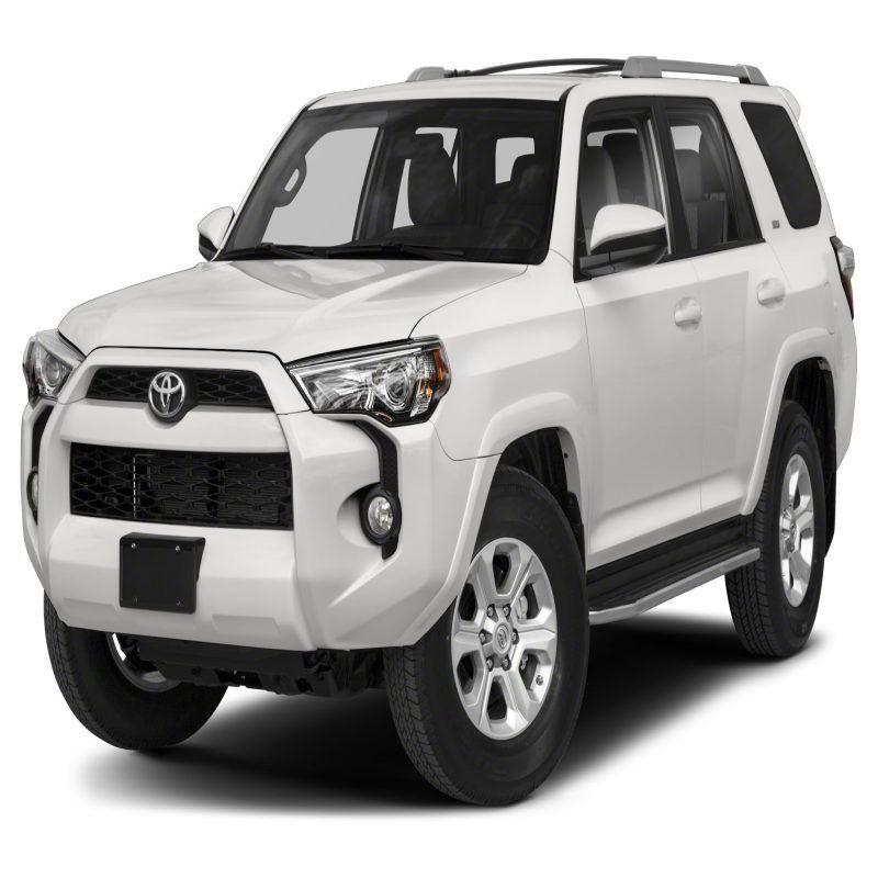 Experienced 2018 Toyota 4Runner in 2020 Toyota 4runner