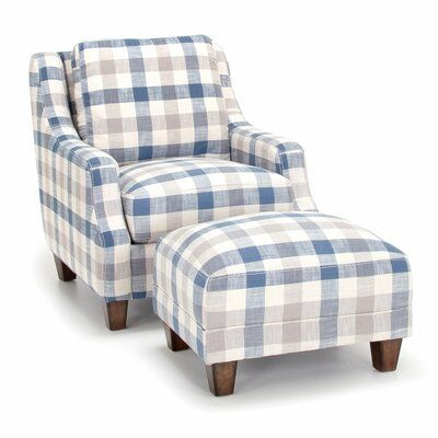 Cool Gracie Oaks Ehrhardt Matching Ottoman To The Accent Chair Dailytribune Chair Design For Home Dailytribuneorg