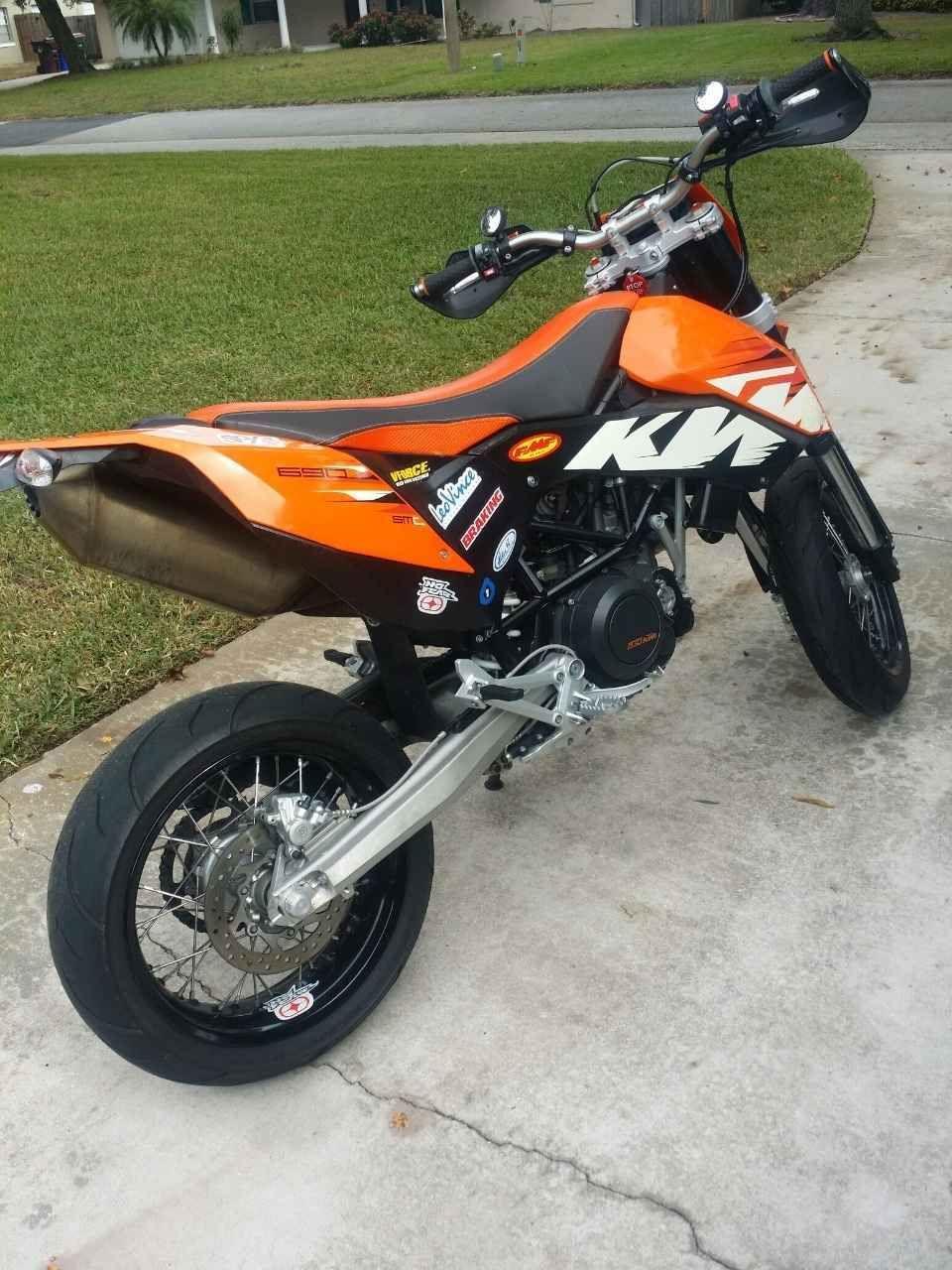 2009 KTM SMC 690 Ktm, Motorcycles for sale, Motorcycle