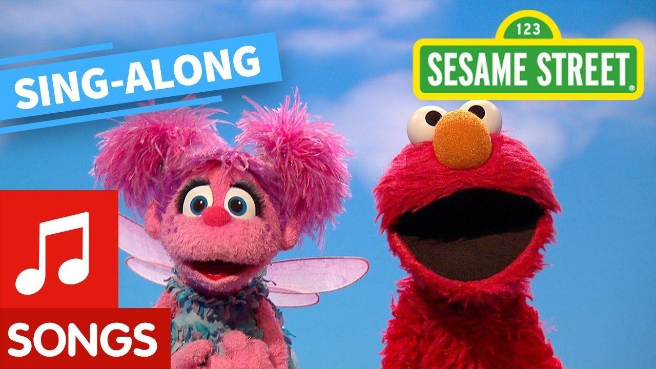 Sesame Street I Can Sing Lyric Video Elmo Sings Sesame Street